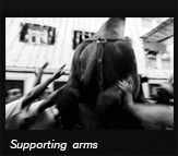 Supporting arms