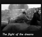 The flight of the dreams