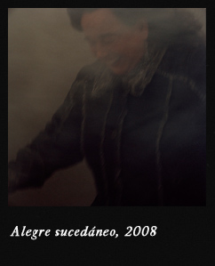 Alegre sucedaneo, 2008