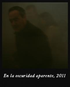 En la oscuridad aparente, 2011