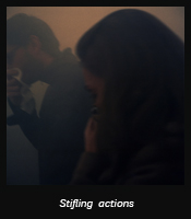 Stifling actions
