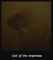 Call of the emptiness