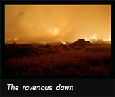 The ravenous dawn