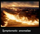 Symptomatic anomalies