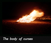 The body of curses