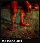 The criminal hand