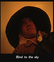 Blind to the sky