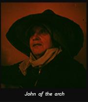 John of arch