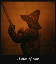 Hunter of suns